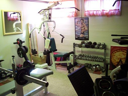 How to set up home gym